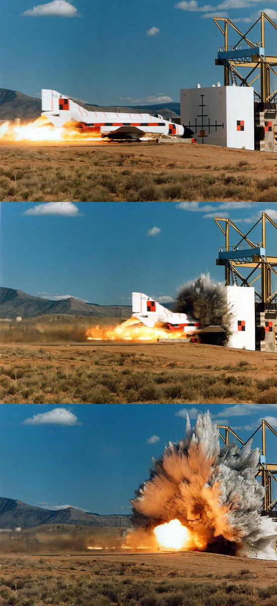 Shuttle Crash Test