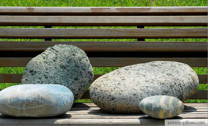 Stones or pillows?