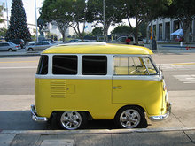 Volkswagen Short Bus